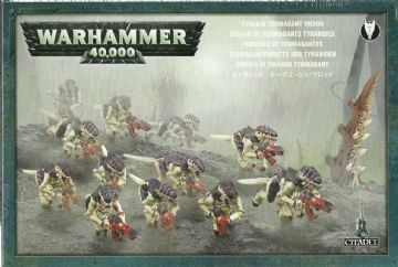 Games Workshop Warhammer 40000 40K Tyranid Termagant Brood 51-16